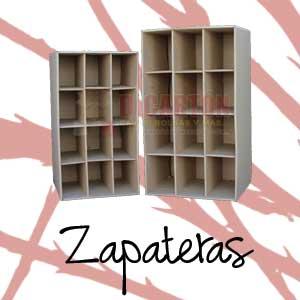 Caja zapatera zapatera cajones pares with caja zapatera Como hacer un zapatero
